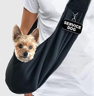 WORKINGSERVICEDOG.COM EZ-Sling Small Service Dog Sling Carrier