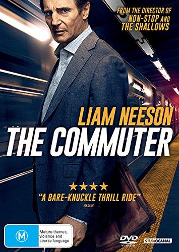 The Commuter | Liam Neeson | NON-USA Format | PAL | Region 4 Import - Australia