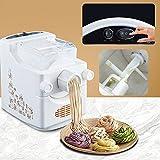 Macchina per la pasta da cucina elettrica completamente automatica con 9 accessori per la pasta da 160 W