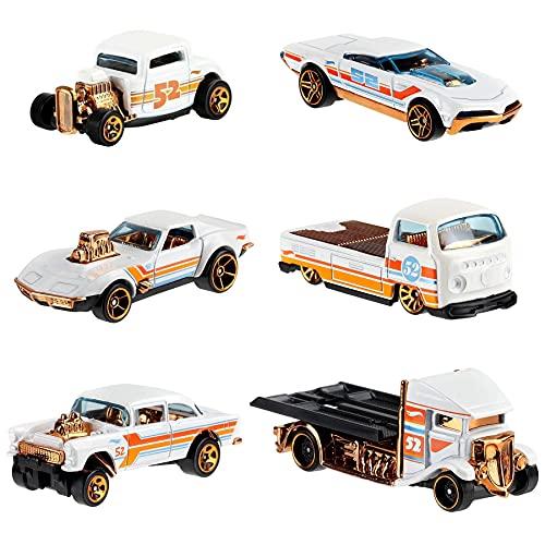 coleccion de carritos de volkswagen fabricante Hot Wheels