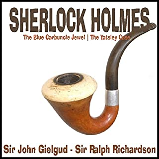 Sherlock Holmes: The Yatsley Case & The Blue Carbuncle Jewel cover art