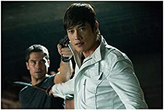 d3492204dcf0 G.I. Joe  Retaliation D.J. Cotrona as Flint and Byung-hun Lee as Storm  Shadow