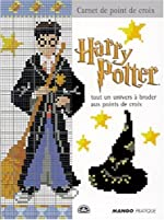 Harry Potter - Tout un univers à broder aux points de croix de Frédérique Deviller