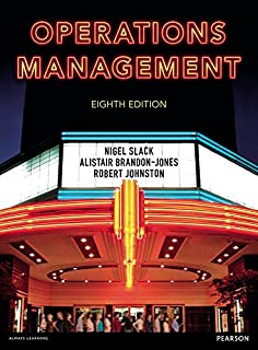 Operations Management (English Edition)
