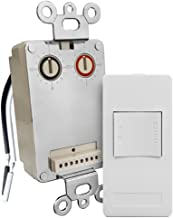 XPT1-W-NS Wall Transmitter w 1 Button Keypad, 1 on/off, white (New Style) XPT1