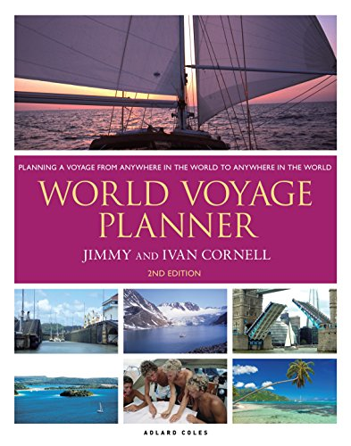 World Voyage Planner: Planning a Voyage from Anywhere in the World to Anywhere in the World (English Edition)