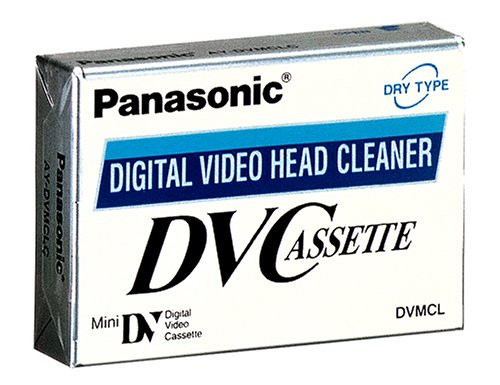 Panasonic AY-DVMCLC Digital-Video-Reinigungskassette