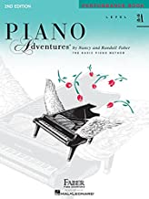 Level 3A – Performance Book: Piano Adventures PDF