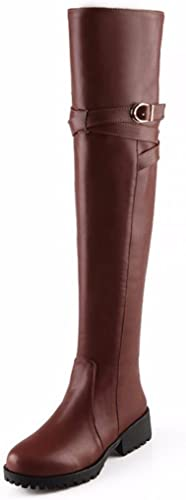 Autumn and Winter to to Head Over The Knee bottes  bonne qualité