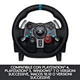 Zoom IMG-2 logitech g29 driving force volante