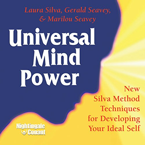 Universal Mind Power audiobook cover art