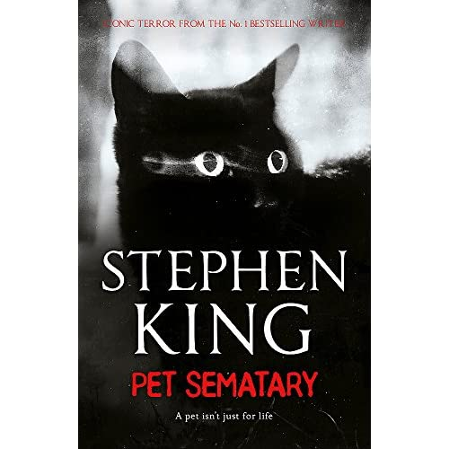 Pet Sematary: A pet isn' t just for life [Lingua inglese]