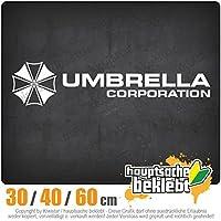 KIWISTAR - Umbrella Corperation 15色 - ネオン+クロム! ステッカービニールオートバイ