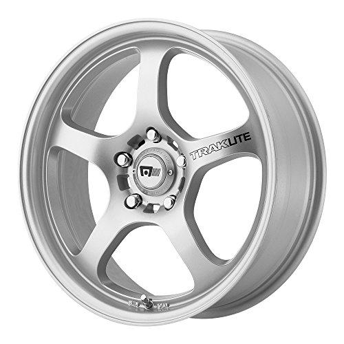 Motegi Racing MR131 Traklite Silver Wheel (17x8'/5x114.3mm, +40mm offset)