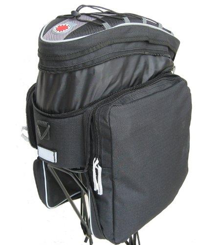 Banjo Brothers Rack Top Pannier Bag