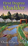 First Degree Mudder (A Pacific Northwest Mystery Book 4)