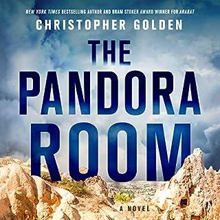 The Pandora Room cover art