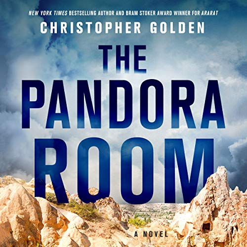 The Pandora Room audiobook cover art