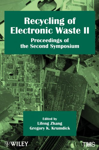 Zhang, K: Recycling of Electronic Waste II