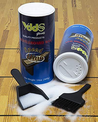 Shuffleboard Sand Powder Shuffleboard Wax Come with...