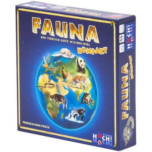 Huch&Friends 877628 - Fauna Kompakt