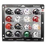 Riddell AFC 2020 Pocket Pro Speed Mini Helmet Conference Set for The NFL, Multiple