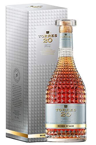 Torres 20 Jahre Brandy Hors D´age spanischer Brandy 0,7