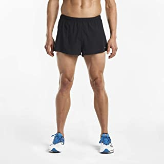 Saucony Mens Endorphin 2 inch Split Short SAM800041-P