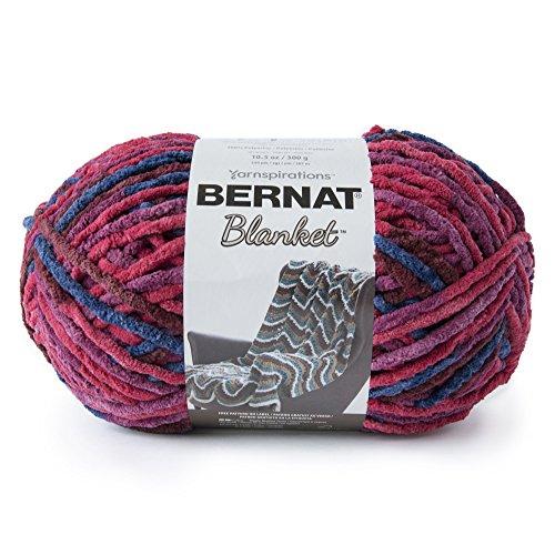 Bernat Blanket Yarn, 10.5 oz, Marrakesh, 1 Ball