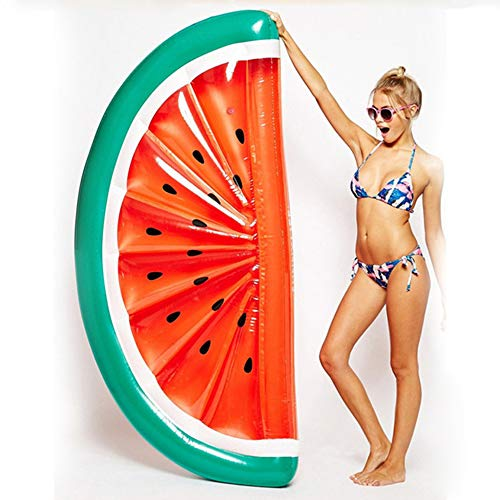 PLIENG Inflatable Pool Float - Inflatable Floating Bed,PVC Material,Soft and Durable, Best Swimming Pool Inflatable Float and Lounger Ride Toys for Adults and Kids