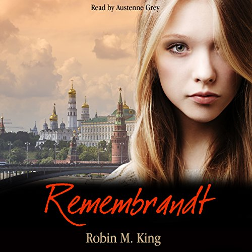 Remembrandt audiobook cover art
