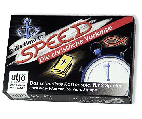 Uljö °° Kartenspiel Speed - die chistliche Variante