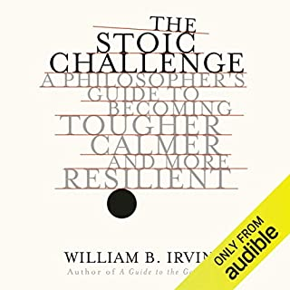 The Stoic Challenge cover art