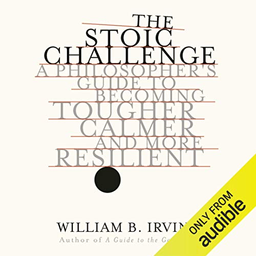 Page de couverture de The Stoic Challenge