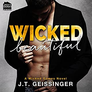 Wicked Beautiful audiobook cover art