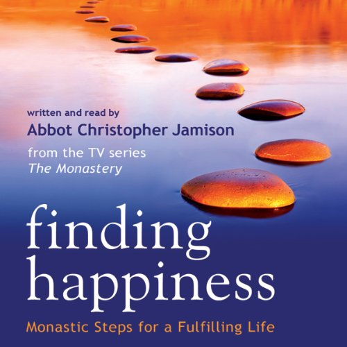 Finding Happiness audiobook cover art