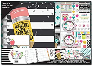 Classic Happy Planner Box Kit - Teacher - Never Be Erased - 12 Months (August 2019-July 2020)