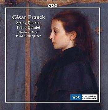 Franck: String Quartet in D Major & Piano Quintet in F Minor