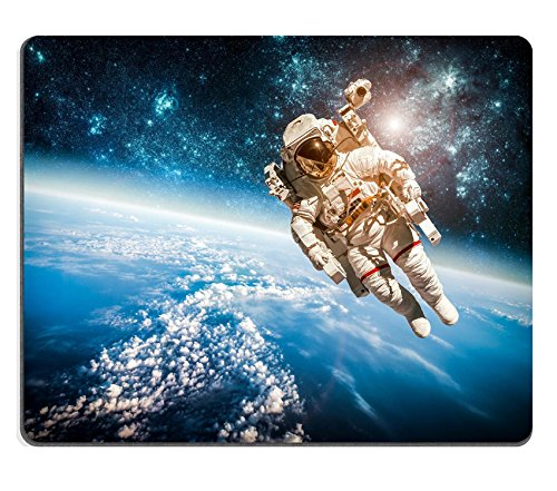 MSD caucho Natural alfombrilla para ratón imagen ID: 35122778astronauta en el espacio...