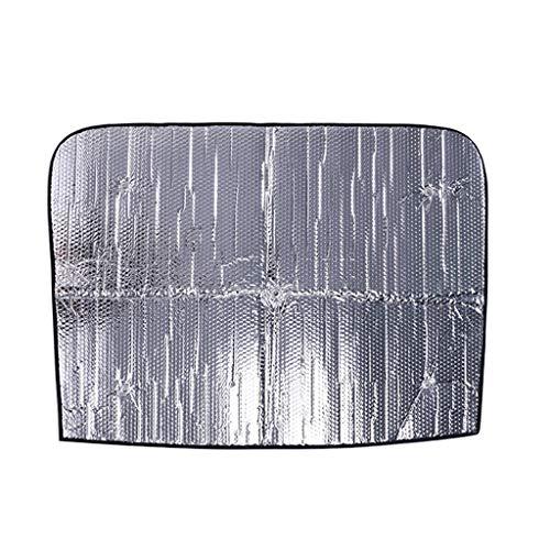 User Parabrisas Parasol, De Protección Solar De Coches De Aislamiento De Calor De La Sombrilla Del Parabrisas Ventosa Fijación