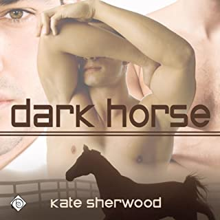 Dark Horse audiobook cover art