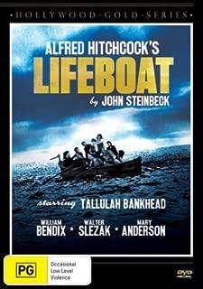 Lifeboat (1944) ( Life boat ) [ NON-USA FORMAT, PAL, Reg.0 Import - Australia ]