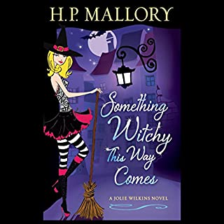 Something Witchy This Way Comes audiobook cover art