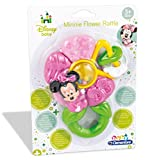 Minnie Mouse- Mickey Mouse Minnie Sonajero Flor (Clementoni 145072)