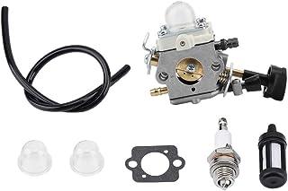 Carburateur Pakkingen Brandstoffilter Brandstofleiding En Bougie Praktische Carburateur Set voor Stihl BG86 SH56 SH56C SH8...