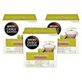 Nescafe‰ Dolce Gusto Coffee Capsules, Skinny Cappuccino, 48 Single Serve Pods, (Makes 24 Cups) 48 Count