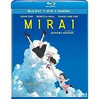 Mirai (Blu-ray + DVD + Digital Copy)