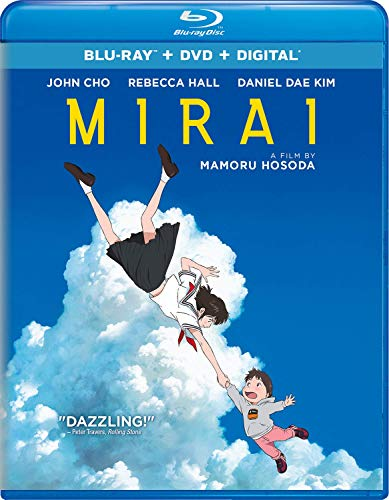 Anime Blu-ray Films: Only Yesterday (Blu-ray), Mary and The Witch's Flower (Blu-ray) or Mirai (Blu-ray) $9.99 Each & More @ Amazon