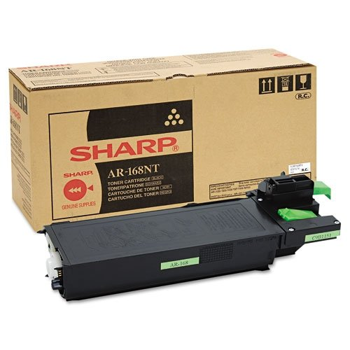 Sharp AR168NT ( Sharp AR-168NT ) Laser Toner Cartridge - Black, Works for AR-151, AR-151E, AR-152, AR-153E