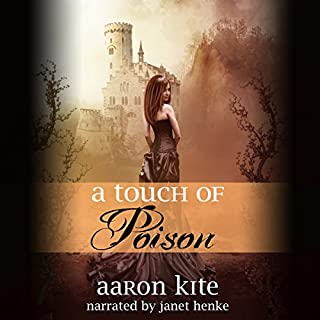 A Touch of Poison audiobook cover art